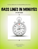 Bass Lines in Minutes